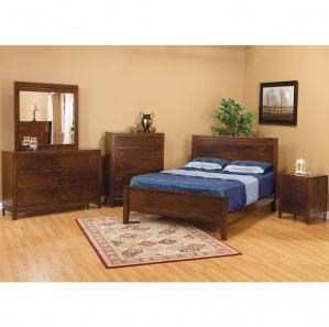 Lago Amish Bedroom Set