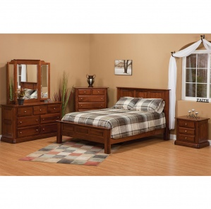 Bellemeade Amish Bedroom Furniture Set
