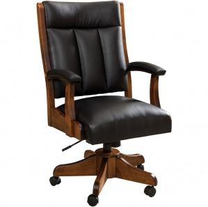 Roxbury Amish Desk Chair
