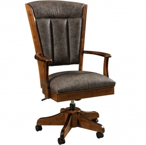 Zynda Amish Desk Chair