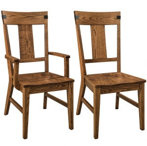 Lahoma Amish Dining Chairs