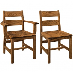 Memphis Amish Dining Chairs