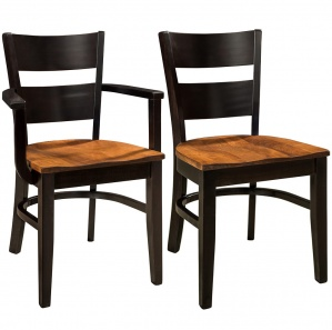 Wallis Amish Dining Chairs