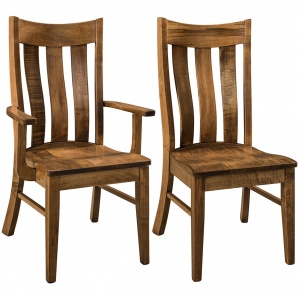 Pierre Amish Dining Chairs