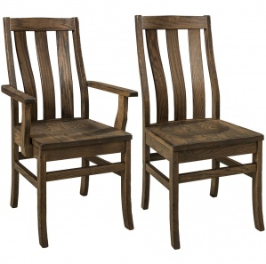 Salem Amish Dining Chairs