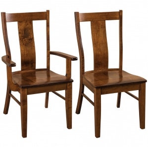 Ramona Amish Dining Chairs