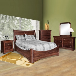 Karisma Amish Bedroom Set