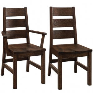 Sawyer Amish Dining Chairs