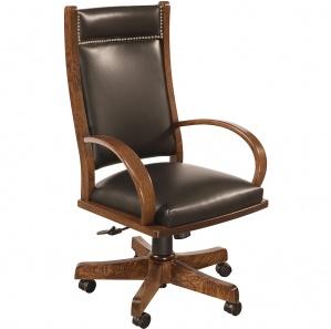 Wyndlot Amish Desk Chair