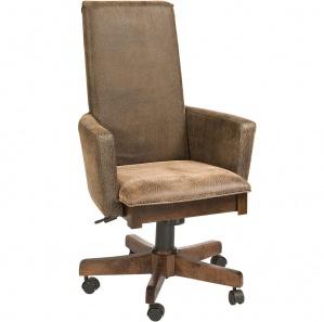 Bradbury Amish Desk Chair
