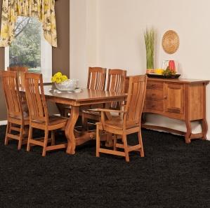 Rosemont Amish Dining Room Set