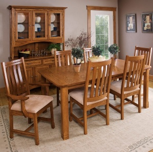Presidio Amish Dining Room Set