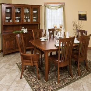 Madison Amish Dining Room Set