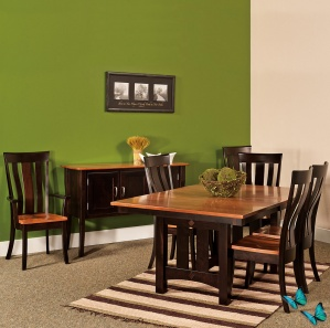 Monroe Amish Dining Room Set