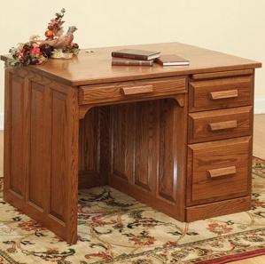 Pomeroy Small Computer Amish Desk
