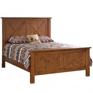 Timber Lake Amish Bed