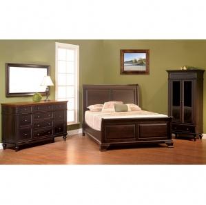 Walton Hills Amish Bedroom Set