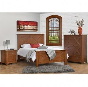 Timber Lake Amish Bedroom Set