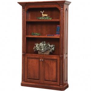 Lexington Amish Bookcase