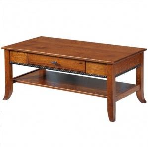 Edenton Amish Coffee Table