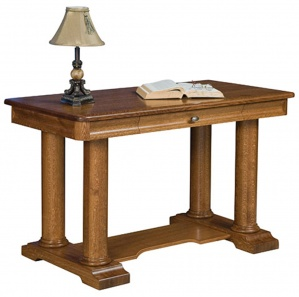 Courtland Library Amish Table