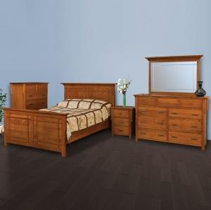 Kingston Prairie Amish Bedroom Set