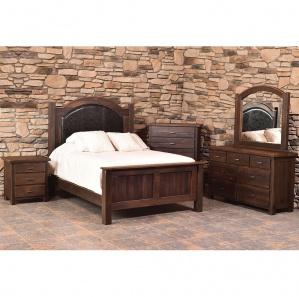 Quincy Amish Bedroom Set