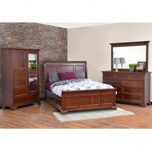 Chatham Amish Bedroom Set