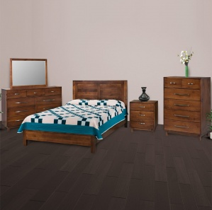 Dulaney Amish Bedroom Set
