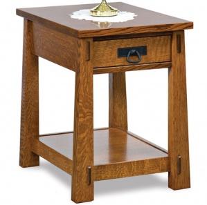 Mariposa Amish End Table