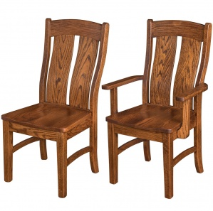Mankato Amish Dining Chairs