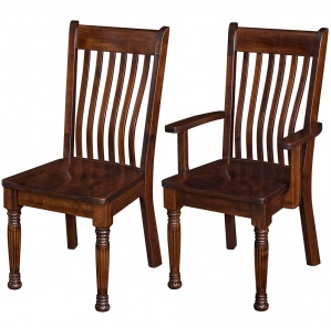 Farm House Amish Dining Chairs
