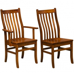 Winfield Amish Dining Chairs