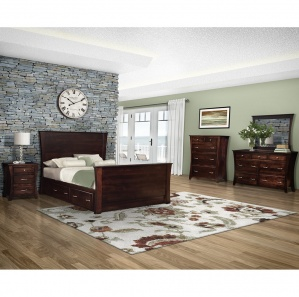 Roseberry Amish Bedroom Set