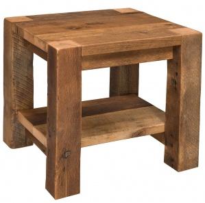 Timber Ridge Amish End Table