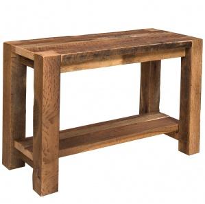 Timber Ridge Amish Sofa Table
