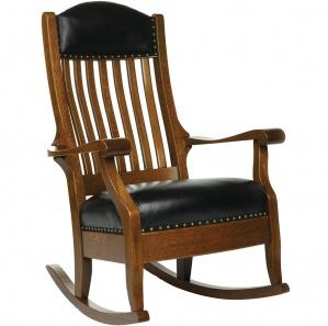 Meriwether Amish Rocking Chair