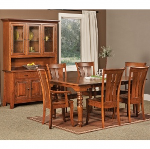 Chamberlain Amish Dining Room Set