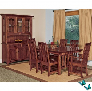 Forest Hills Amish Dining Room Set