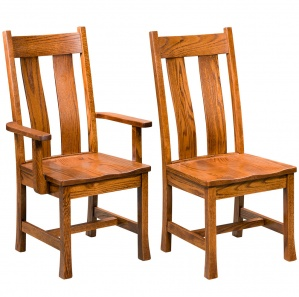Jackson Amish Dining Chairs
