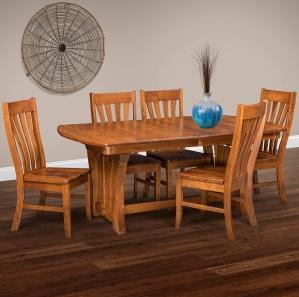 Vista Amish Dining Room Set