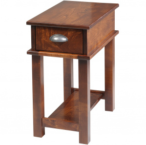 Buckhannon Amish Chairside Table
