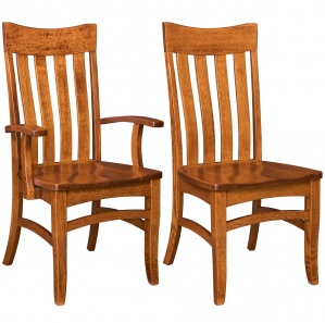 Tampico Amish Dining Chairs