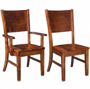 Ceresco Amish Dining Chairs