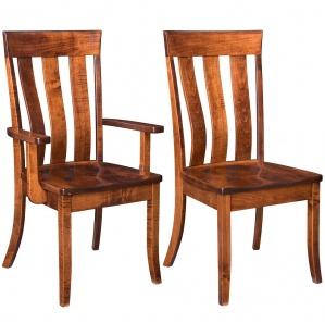 Alexander Amish Dining Chairs