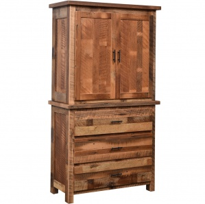Stonefield Amish Armoire
