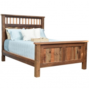 Stonefield Amish Bed