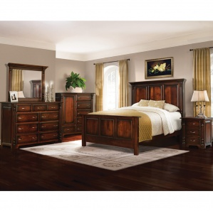 Ashley Amish Bedroom Set