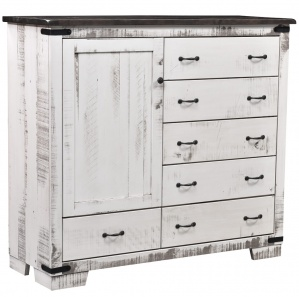 Avenue West Amish Gentlemen's Chest of Drawers