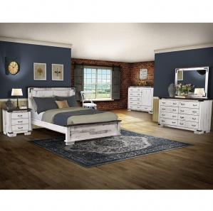 Avenue West Amish Bedroom Set